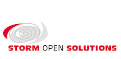 logo storm open solution