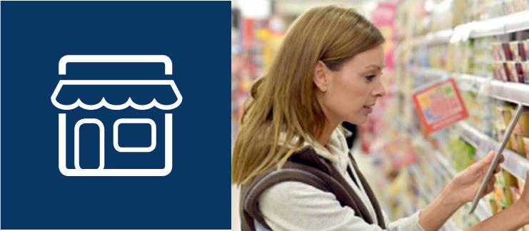 Stampanti codice a barre, lettori e registratori di cassa per il retail