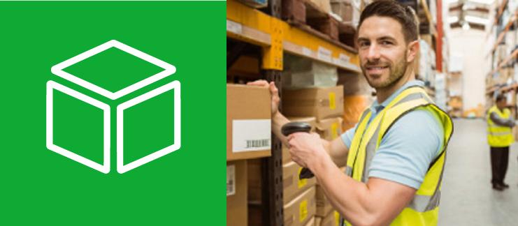 prodotti per identificazione automatica nel settore logistica