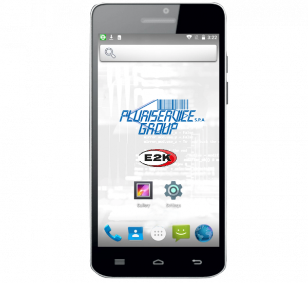 terminale portatile smartphone Android N5000