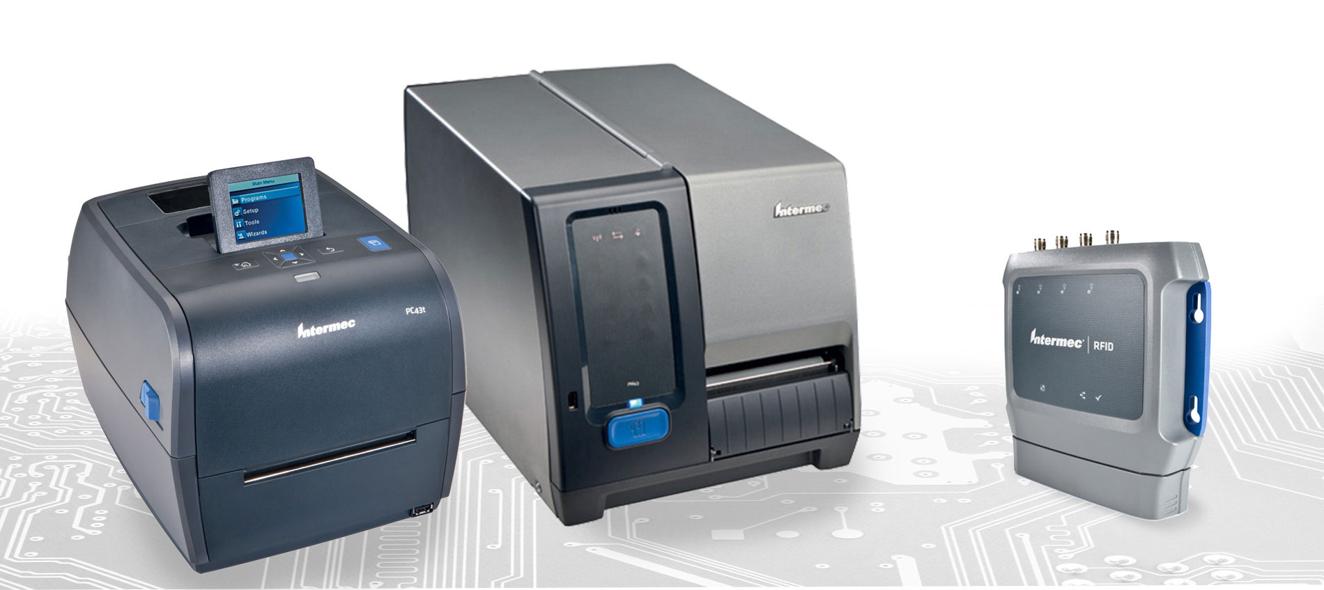 stampanti RFID e lettori RFID