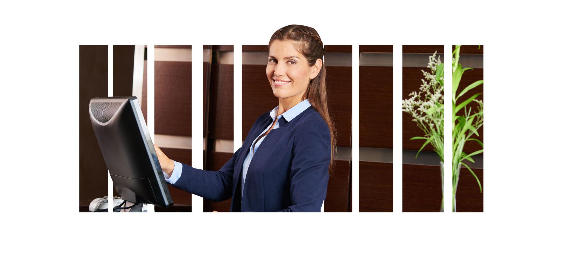 identificazione automatica per il settore Hospitality