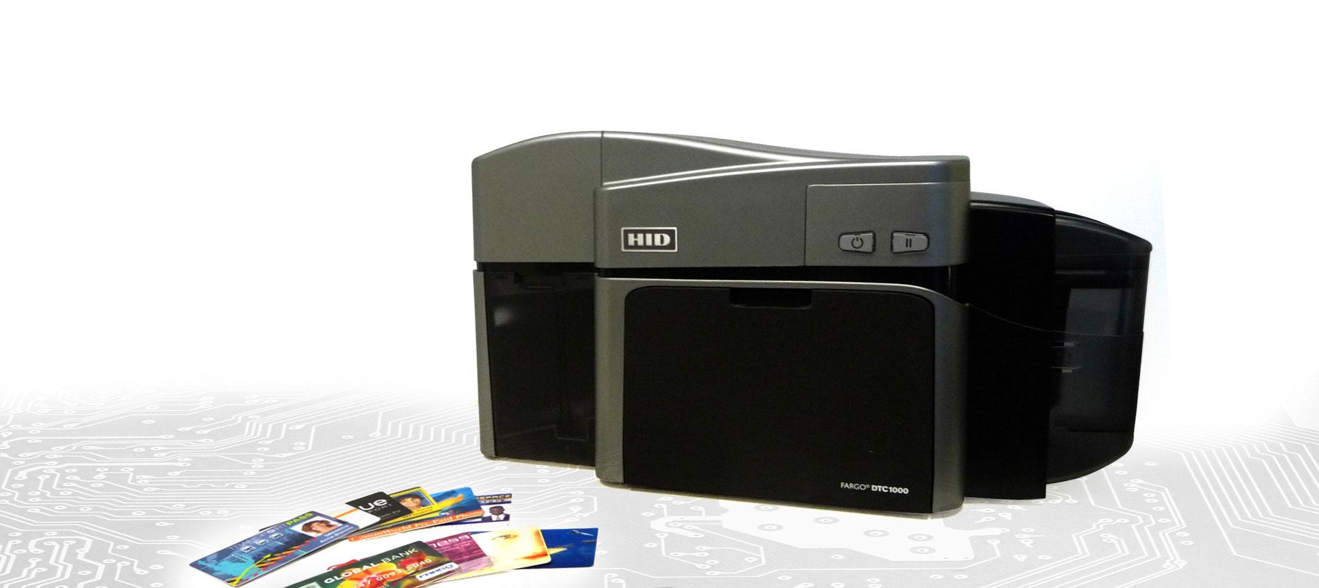 stampanti di badge - stampanti per card