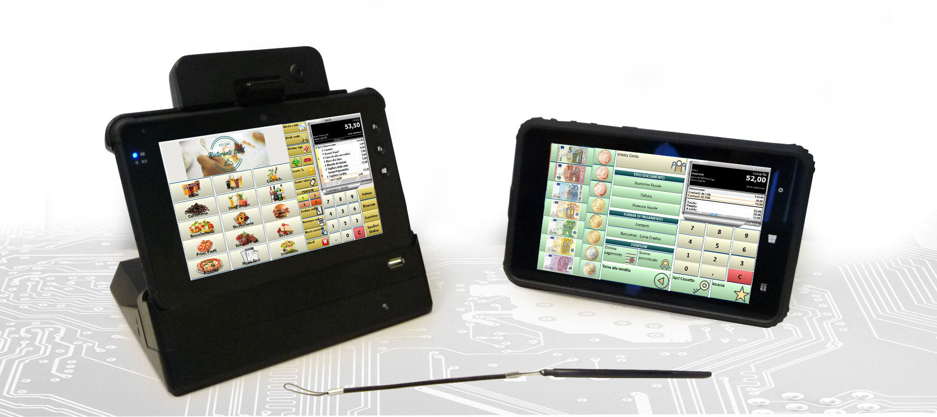tablet rugged e tablet industriali
