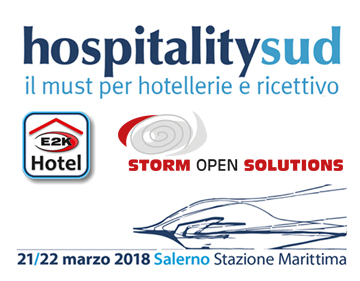 A HospitalitySud con E2K Suite