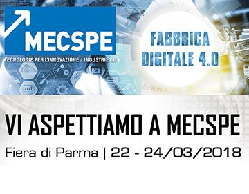 Pluriservice al Mecspe di Parma