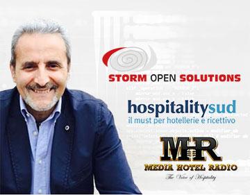L'Hospitality è alla radio!
