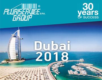 Pluriservice in viaggio incentive a Dubai