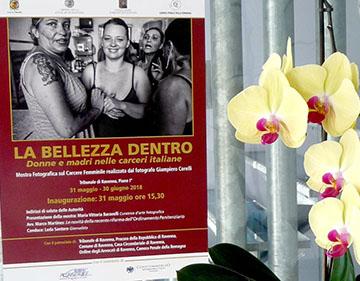"""""""La bellezza dentro"""", la mostra fotografica di Giampiero Corelli."""