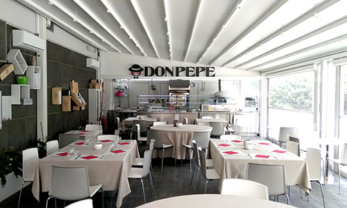 gestionale ristorante don pepe - pluriservice spa