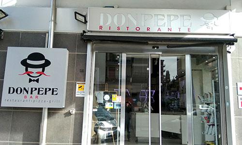 gestionale ristorante don pepe