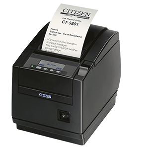 stampante fiscale Citizen CT-S801