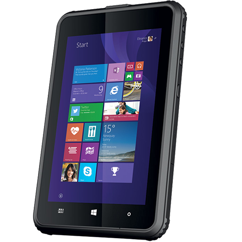 tablet rugged plus 800 - noleggio operativo