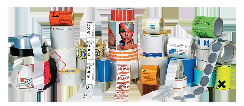 etichette termiche personalizzate