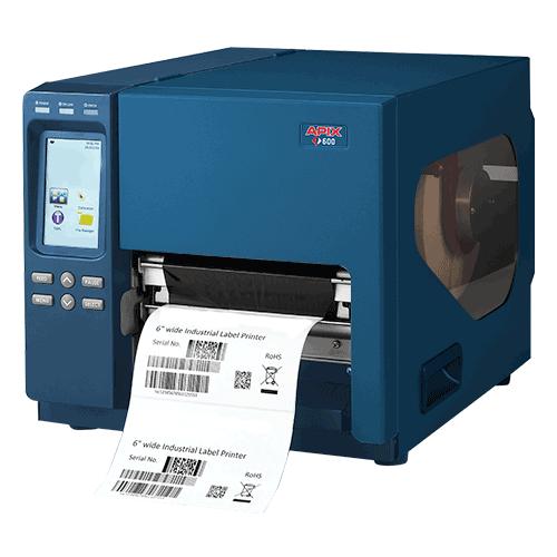 Stampante a trasferimento termico 6 pollici Apix 600