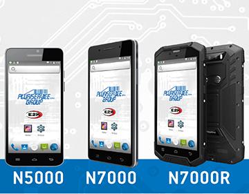 Terminale barcode android – N5000 N7000 N7000R
