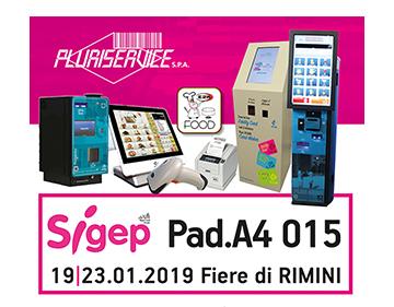 Sigep Rimini 2019