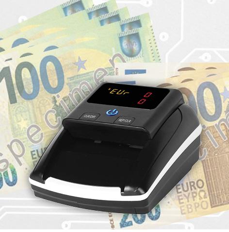 Promozione verificatori di banconote - verifica banconote AL-130