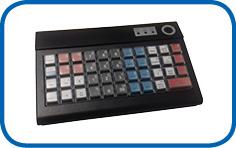 tastiera estesa per registratore telematico