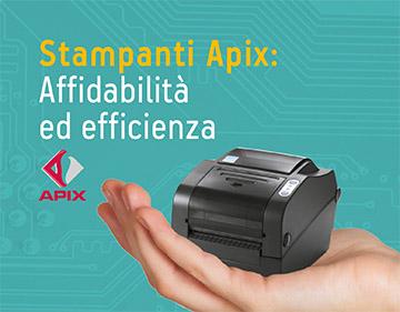 Stampanti per etichette Apix