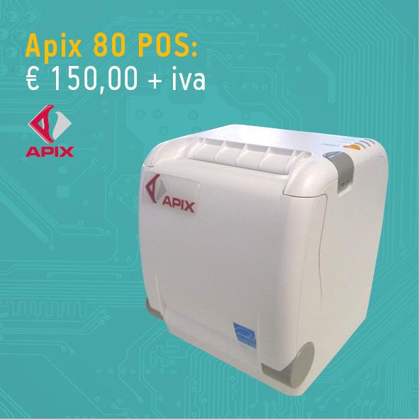 Stampante Pos Apix 80