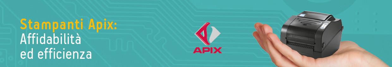 Stampanteper etichette Apix