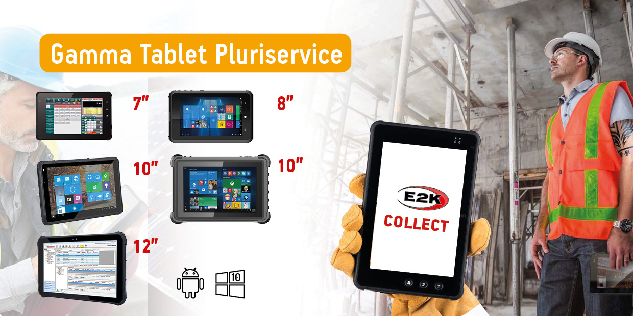 tablet industriali - gamma pluriservice tablet rugged