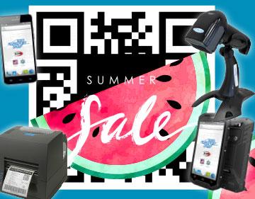 Tutto per il codice a barre – Summer Sale 2019