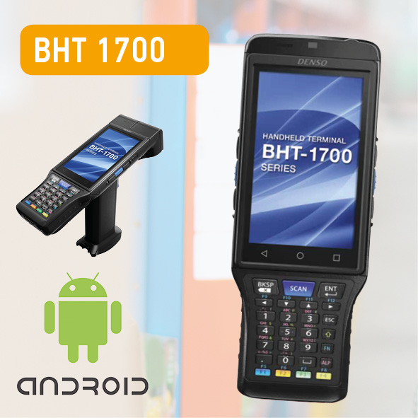 palmare android BHT 1700