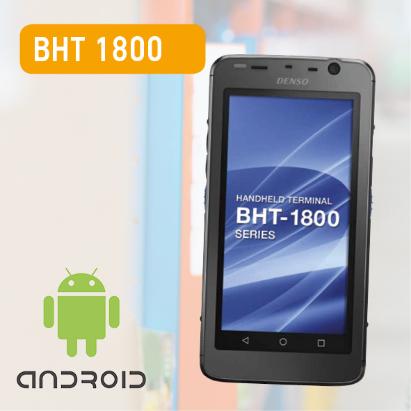palmare android BHT 1800