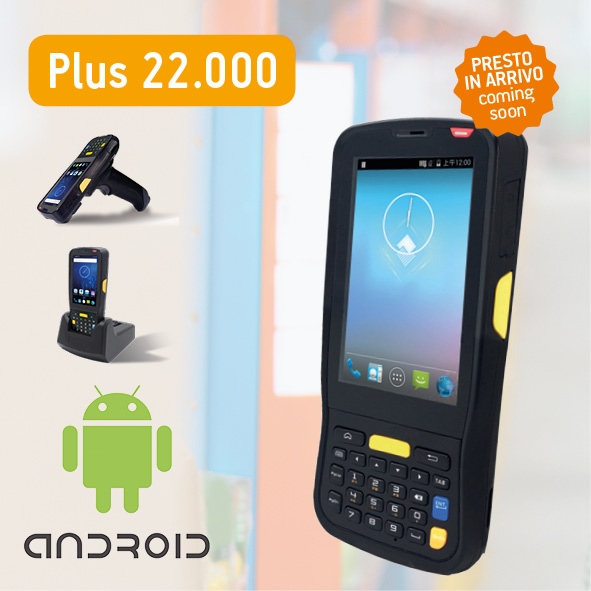 palmare android Plus 22.000
