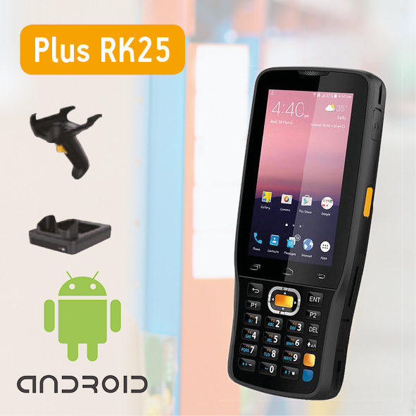 terminale android Plus RK25