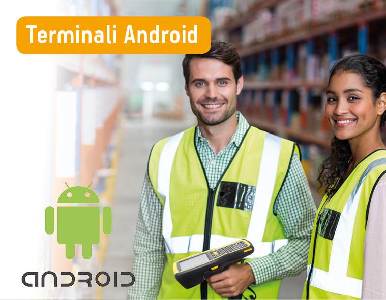 Android – il futuro della terminalistica professional
