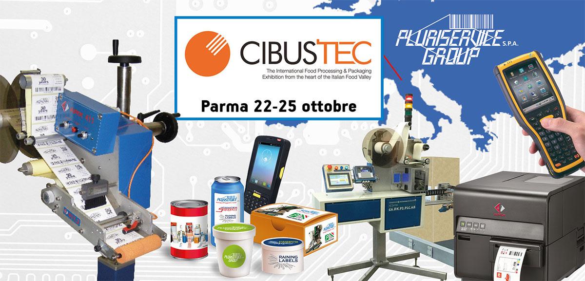 Cibustec Parma2019 - Fiera Pluriservice