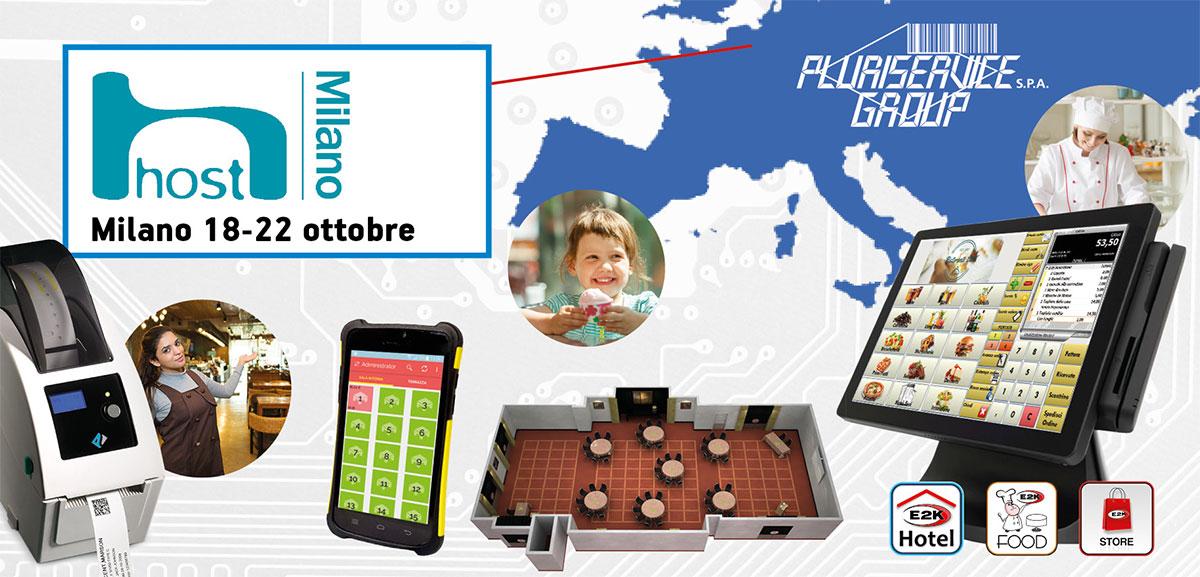 Host Milano 2019 - Fiera Pluriservice