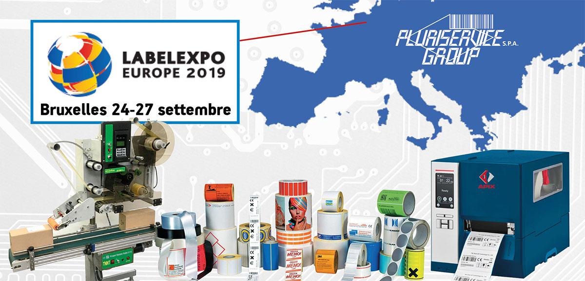 LabelExpo Bruxelles 2019 - Fiera Pluriservice