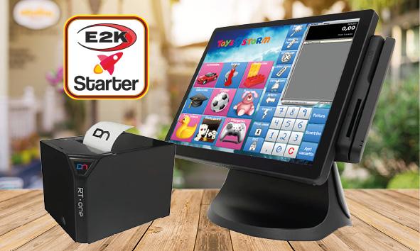 Registratore di cassa telematico - soluzione retail
