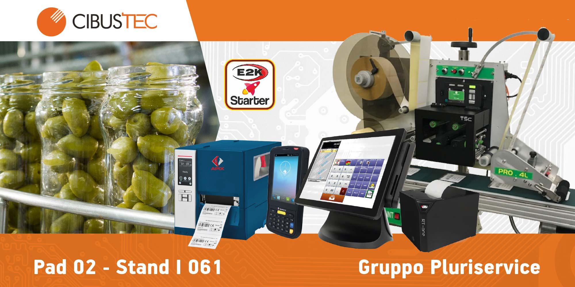Cibustec Parma 2019 - Gruppo Pluriservice