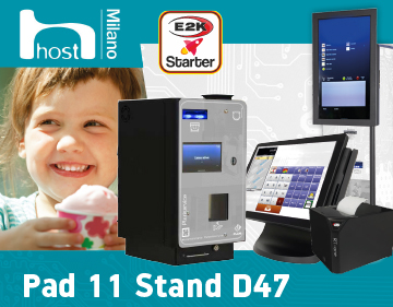 Host Milano 2019 – Pad. 11 Stand D47