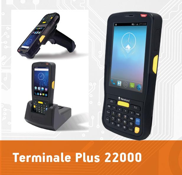 terminale android Plus 22000