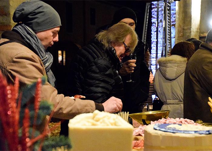 festa aziendale gruppo Pluriservice - Natale 2019