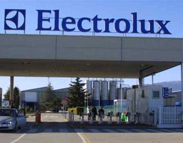 Electrolux adotta E2K WMS