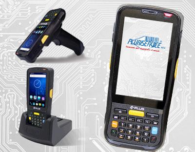 terminale portatile android Plus 22000