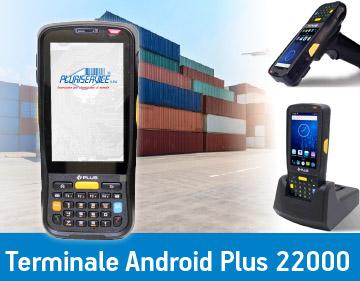 Plus 22000 terminale Android 8.1