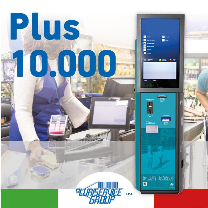 le nostre casse automatiche - Cassa automatica totem Plus 10.000