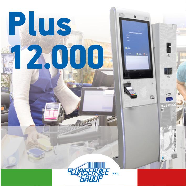 le nostre casse automatiche - Cassa automatica totem Plus 12.000