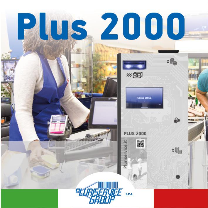 le nostre casse automatiche - Plus 2000