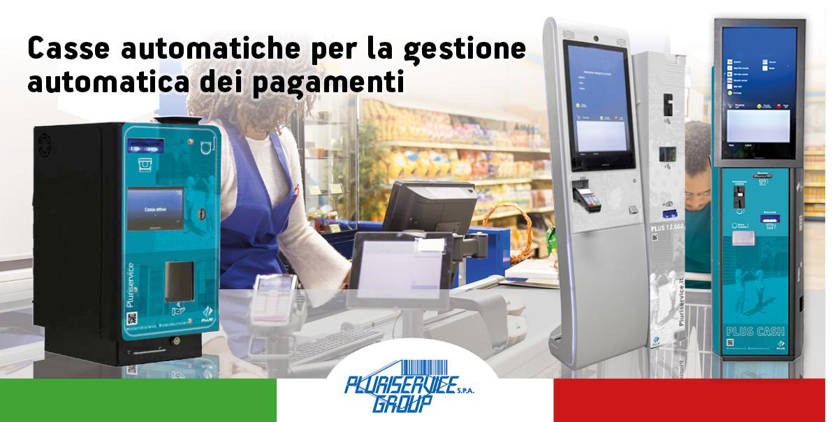 le nostre casse automatiche per la gestione dei pagamenti automatici