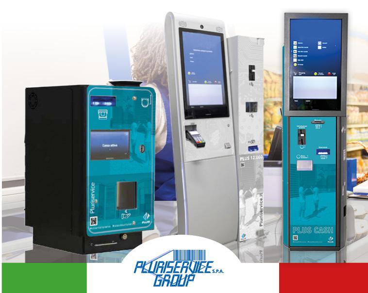 Le nostre casse automatiche per ripartire con igiene e sicurezza