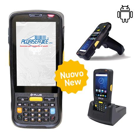 Plus 22000 - terminali portatili android